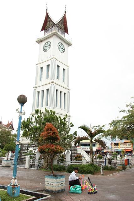 Jam Gadang, ikonnya Kota Bukittinggi