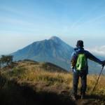 Menerobos Debu Gunung Merbabu