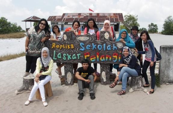 Trip Belitung Bersama Jelajahsumbar