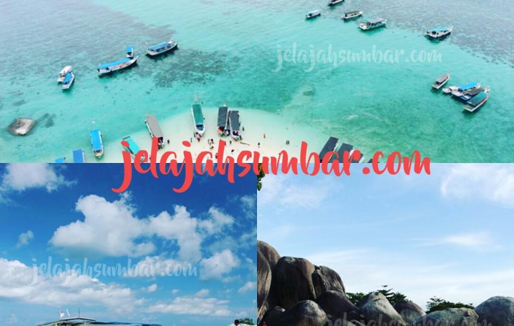 Itinerary Untuk Liburan Ke Belitung 3 Hari 2 Malam