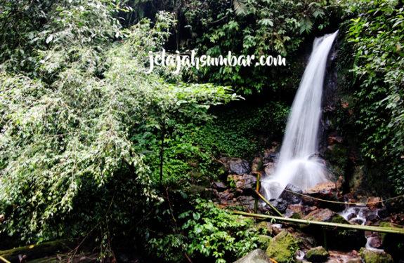 Curug Macan Taman Nasional Gunung Halimun Salak, Air Terjun Yang Dulunya Sarang Macan