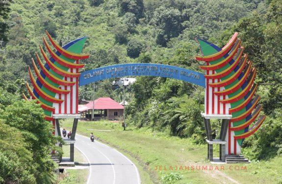 Wisata di Rest Area Perbatasan Kota Padang – Kabupaten